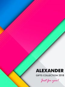 Каталог ALEXANDER 2018