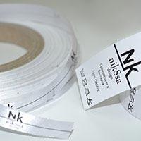 Текстилни етикети - икона