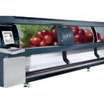 широкоформатен печат HP Latex